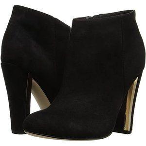 New Call It Spring Lovelarwen Ankle Bootie Black Size 7.5
